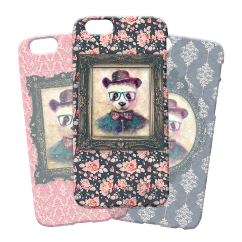 Coque pour iPhone and Android Panda