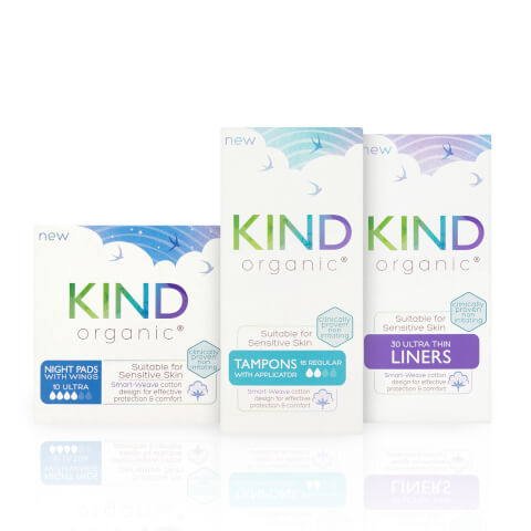 KIND Organic Regular Bundle