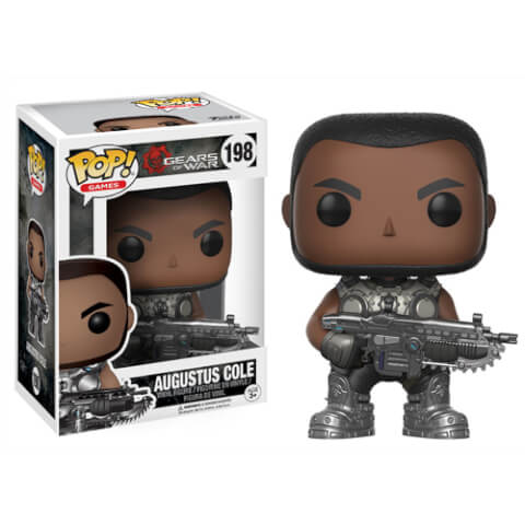 Figurine Funko Pop! Gears of War Augustus Cole