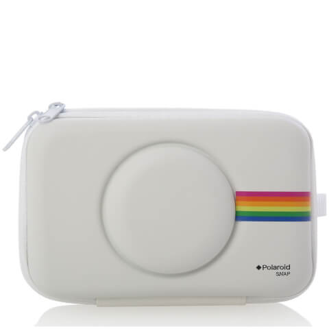 Housse EVA Polaroid (Pour Appareil Photo Snap Instant Digital Print Camera) - Blanc