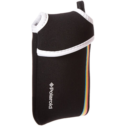 Polaroid Neoprene Pouch (For Snap Instant Digital Print Camera) - Black