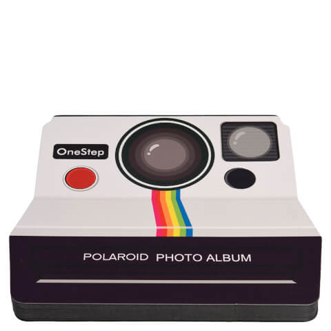 Polaroid Vintage Camera Scrapbook Photo Album