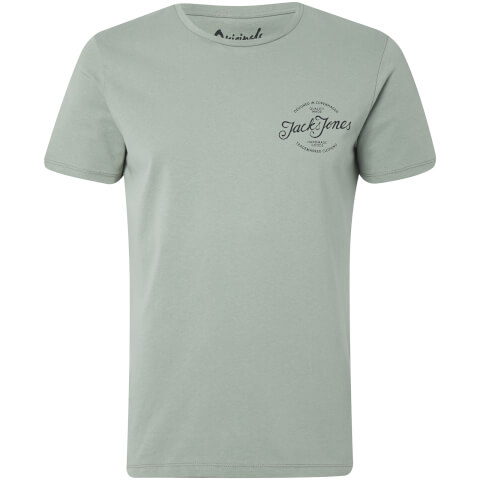 T-Shirt Homme s Originals Liam Jack & Jones - Nénuphar