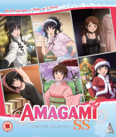Amagami SS Collection