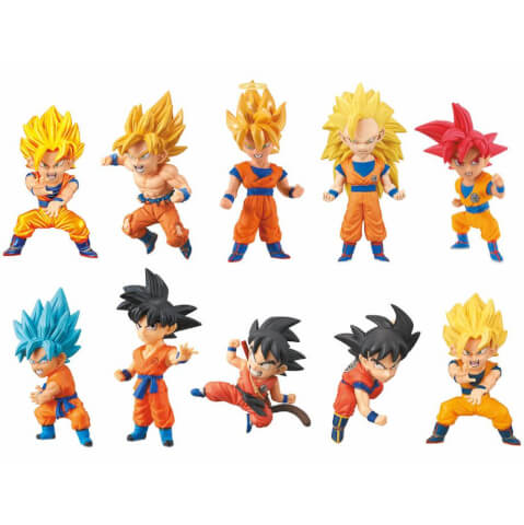 Banpresto Dragon Ball Wcf Goku Special
