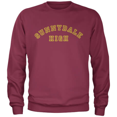 Sweater Homme Sunnydale High Varsity Buffy Contre les Vampires