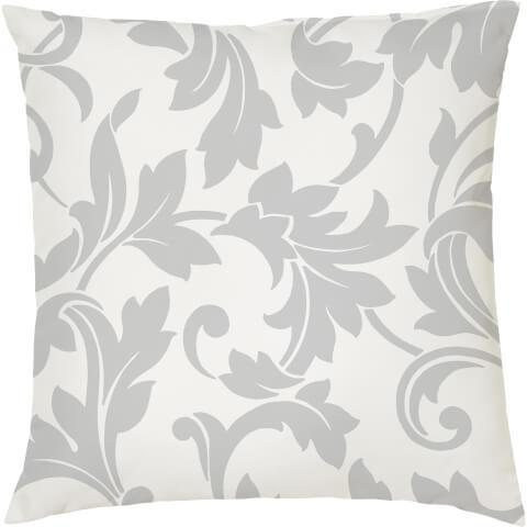 Regal Reverse Cushion - White (45 x 45cm)