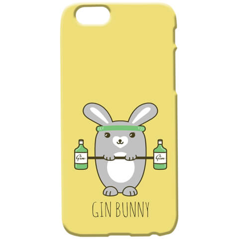 Coque Gin Bunny -iPhone & Android
