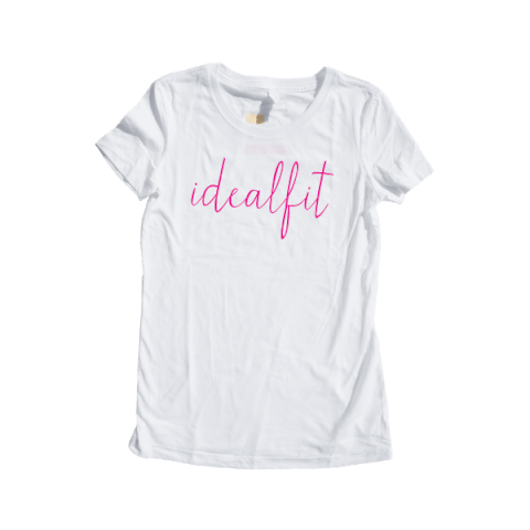 Next Level IdealFit T-Shirts - White - L (Master)