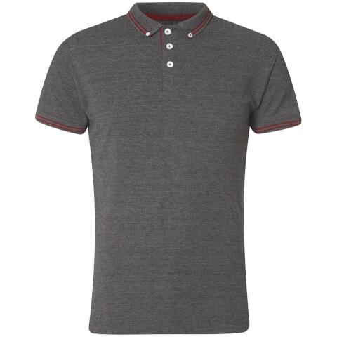 Advocate Men's Ralling Polo Shirt - Charcoal Melange