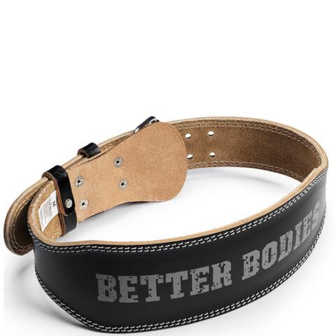 Better Bodies Weight Lifting Belt - Black