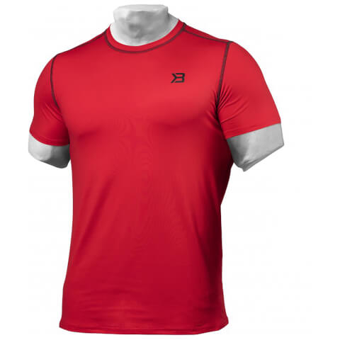 Better Bodies Performance T-Shirt - Bright Red