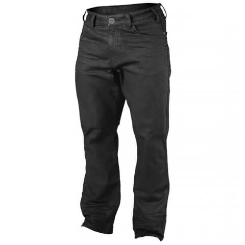 GASP Broadstreet Denim Trousers - oil Black