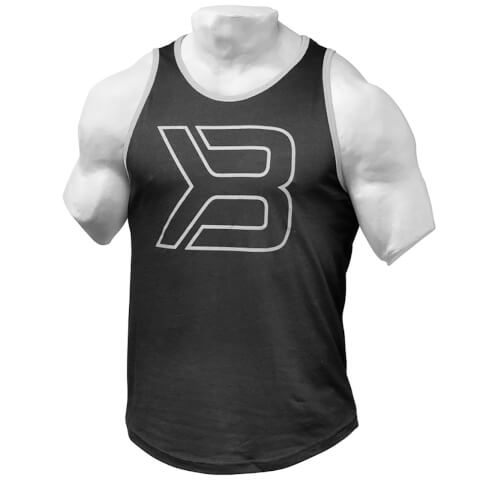 Better Bodies Jersey Tank Top - Black