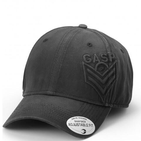 GASP Broad Street Cap - Black