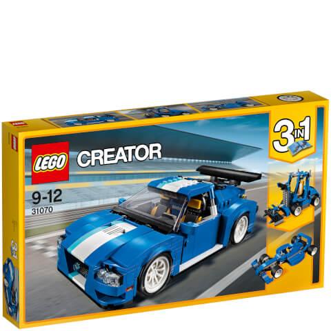 LEGO Creator: Le bolide bleu (31070)
