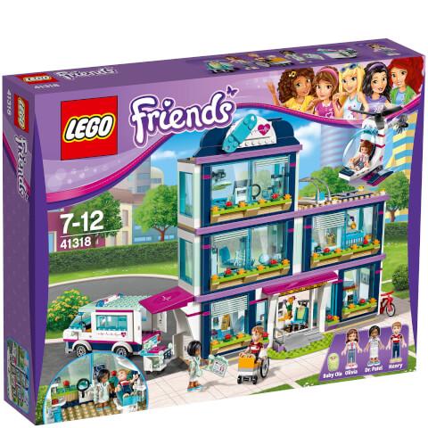 LEGO Friends: Heartlake Hospital (41318)