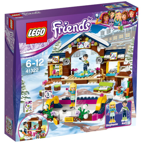 LEGO Friends: La patinoire de la station de ski (41322)