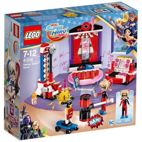 LEGO DC Superhero Girls: Harley Quinn Dorm (41236)