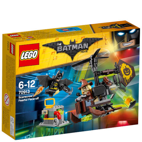 LEGO Batman: Scarecrow Fearful Face-Off (70913)