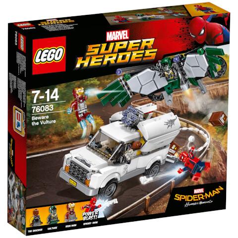 LEGO Marvel Superheroes: L'attaque aérienne de Vautour (76083)