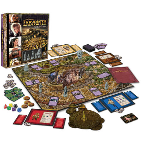 Jim Henson's Labyrinth: The Board Game