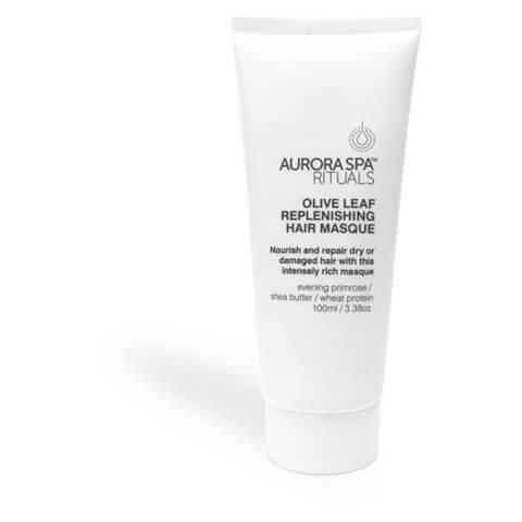 Aspar Olive Leaf Intensive Hair Masque