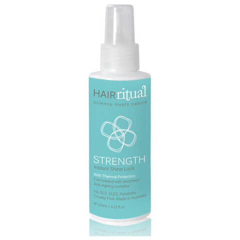 Australian Ritual Hair Ritual Strength Instant Shine Lock 125ml