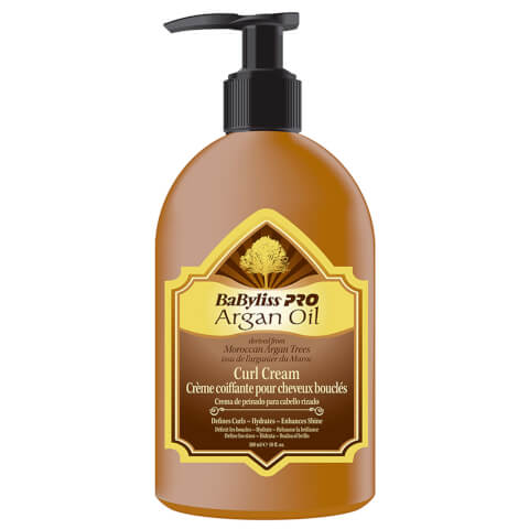 BaByliss PRO Argan Oil Curling Cream 300ml