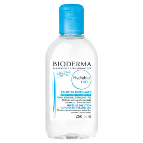 Bioderma Hydrabio H2O Micelle Solution Cleanser 250ml