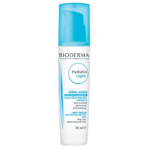 Bioderma Hydrabio Light Moisturising Cream For Dehydrated Sensitive Skin 40ml