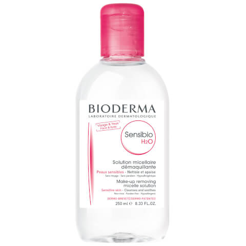 Bioderma Sensibio H2O Make-Up Removing Solution Sensitive Skin 250ml