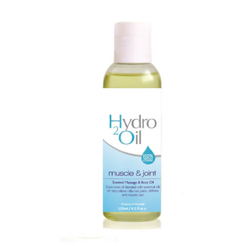 Caronlab Hydro2Oil Muscle And Joint Scented Massage And Body Oil 125ml