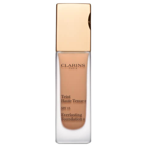 Clarins Teint Haute Tenue Everlasting Foundation SPF 15 #112.5 Caramel 30ml