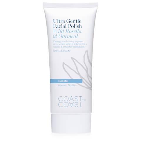 Coast to Coast Coastal Ultra Gentle Facial Polish 100ml