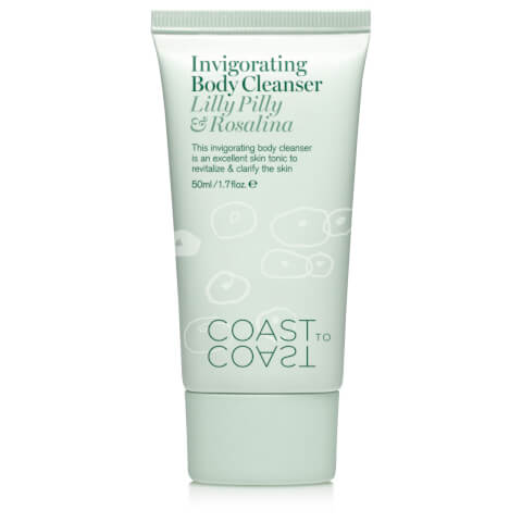 Coast to Coast Rainforest Invigorating Body Cleanser 50ml
