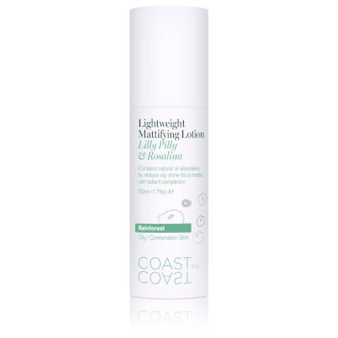 Coast to Coast Rainforest Lightweight Mattifying Lotion 50ml