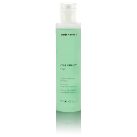 Comfort Zone Active Pureness Tonic Purifying Renewing Face Toner 200ml