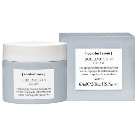 Comfort Zone Sublime Skin Cream Replumping Firming Moisturizer 60ml