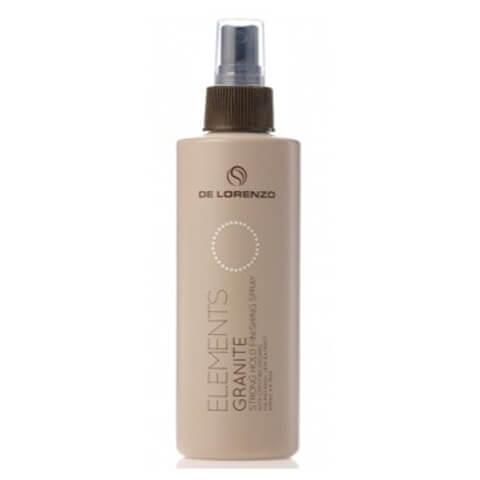 De Lorenzo Earth Granite Strong Hold Finishing Spray