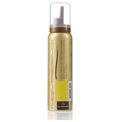 De Lorenzo Novasemi Semi-Permanent Soft Colour Mousse Mango Daiquiri