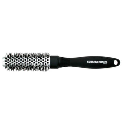 Denman Squargonomic Silver Brush Dsq2S Medium 25mm