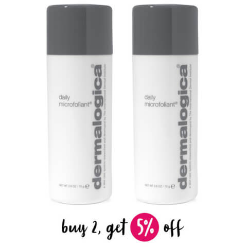 Buy 2 Dermalogica Daily Microfoliant 75g And Save