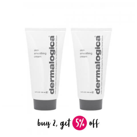 Buy 2 Dermalogica Skin Smoothing Cream 100ml And Save