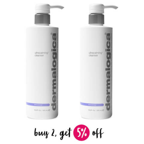 Buy 2 Dermalogica Ultracalming Cleanser 500ml And Save