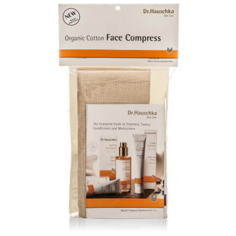Dr. Hauschka Organic Cotton Face Compress (80X80Cm)