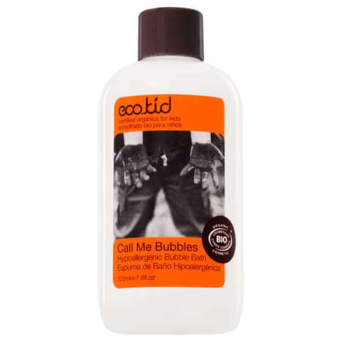 eco.kid Call Me Bubbles Hypoallergenic Bubble Bath 225ml
