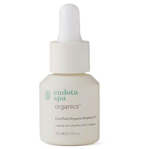 Endota Spa Organics Certified Organic Rosehip Oil 15ml