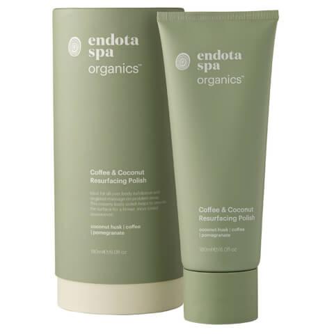 Endota Spa Organics Coffee And Coconut Resurfacing Polish 180ml