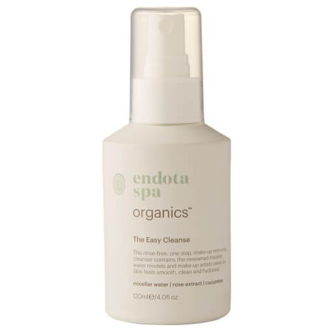 Endota Spa Organics The Easy Cleanse 120ml